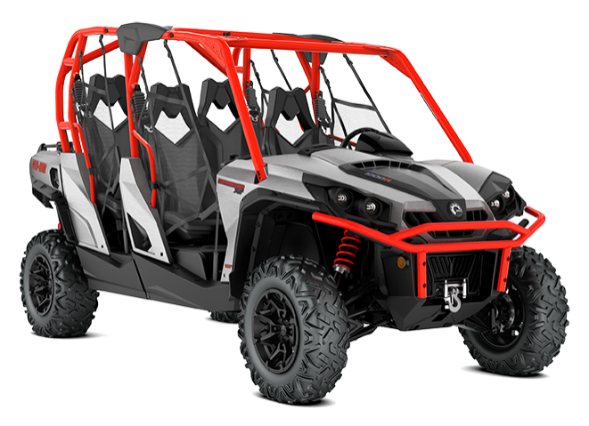 Can-Am Commander MAX XT 2018
