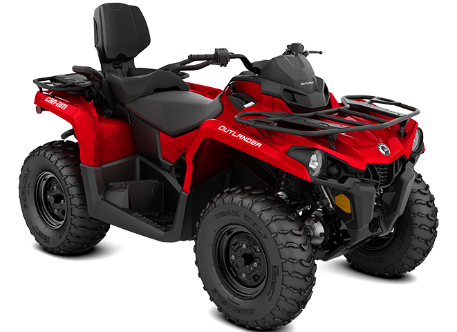 Can-Am OUTLANDER MAX 450/570 2021