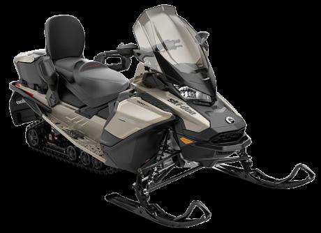 Ski-Doo Grand Touring Limited 2022