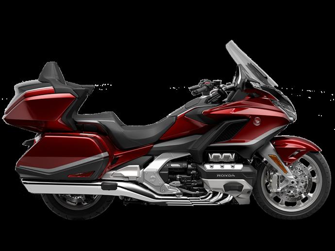 Honda GOLD WING TOUR DCT AIRBAG Rouge candy ardent/Noir profound métallisé 2021