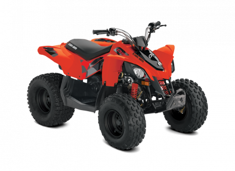 Can-Am DS 70 ROUGE-CAN-AM 2022