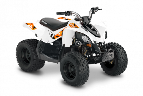 Can-Am DS 70 BLANC 2022