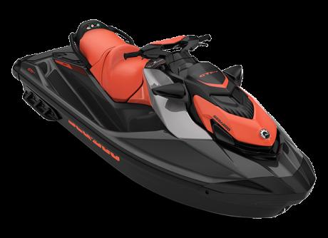 Sea-Doo GTI SE 130 éclat-corail/noir-éclipse 2022