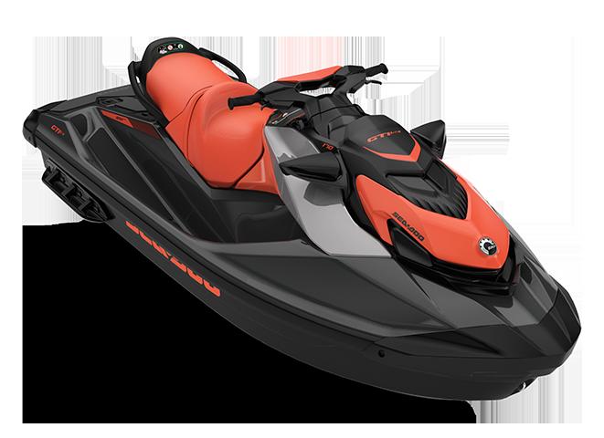 Can-Am GTI SE 170 éclat-corail/noir-éclipse 2022