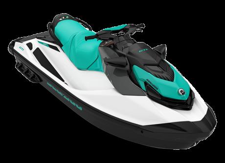 Sea-Doo GTI 90 blanc/bleu-corail 2022