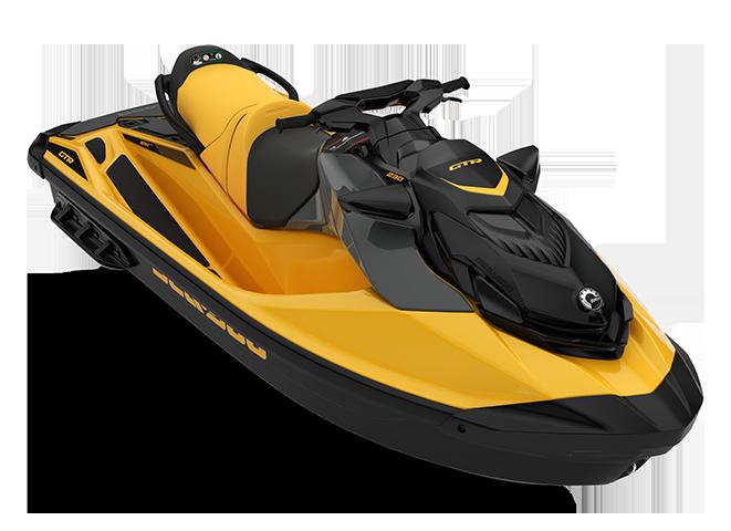 Can-Am GTR 230 jaune-millénium 2022