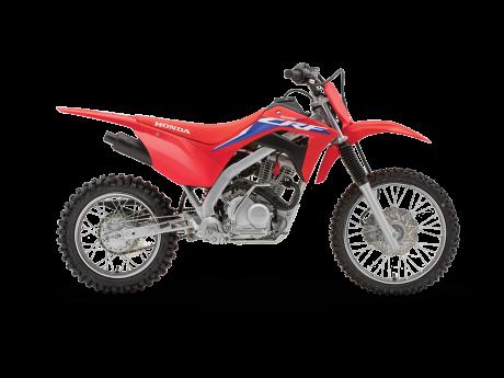 Honda CRF125F Rouge extrême 2022