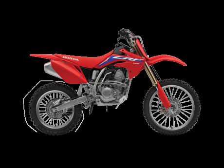 Honda CRF150R EXPERT Rouge extrême 2022